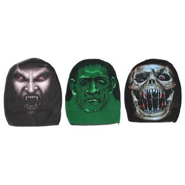 Halloween Tattoo Mask