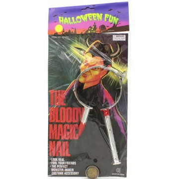 The Bloody Magic Nail