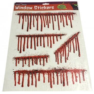 Halloween Windos Sticker