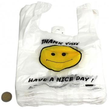 20cm Plastic Bag 100s/pk