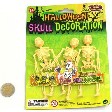HALLOWEEN SKULL DECORATION