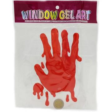 WINDOW GEL ART