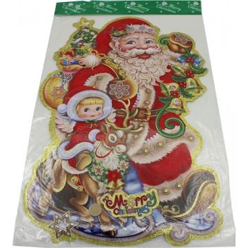 PAPER SANTA&GIFT BAG 66*44cm