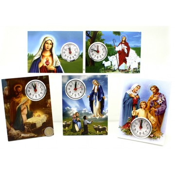 RELIGIOUS CLOCK