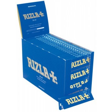 RIZLA REG PAPER - BLUE (100)