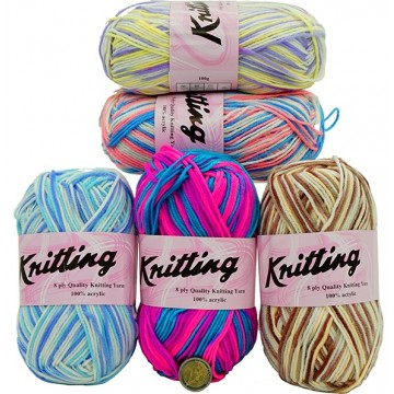 100g KNITTING YARN