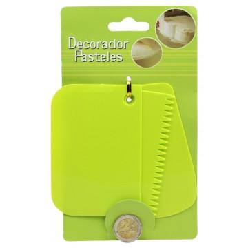 3PC DECORATOR SCRAPER