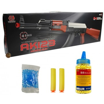 AK123 3IN1 AIR SPORT BB GUN(Pellets Not Included)