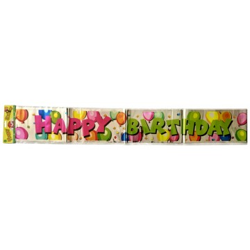 180*13CM PARTY BANNER