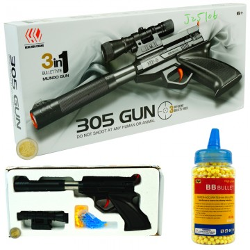 305 3IN1 Air Sport BB Gun(Pellets Not Included)