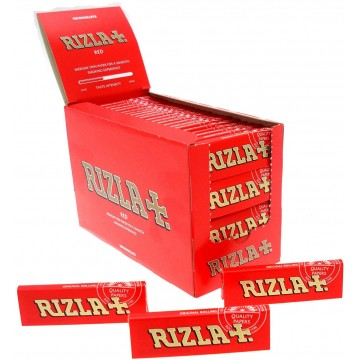 Rizla RED Regular/Standard 100's
