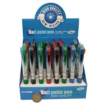 4 COLOR BALL POINT PEN