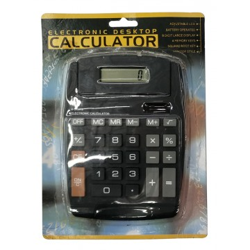 ELECTRONIC DESKTOP CALCULATOR
