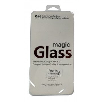 MAGIC GLASS FOR IPH8 PLUS
