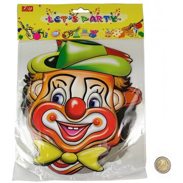 6pc Party Masks