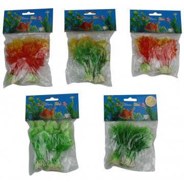 FISH TANK GRASS