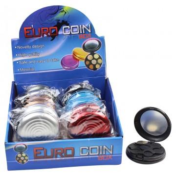 EURO COIN BOX