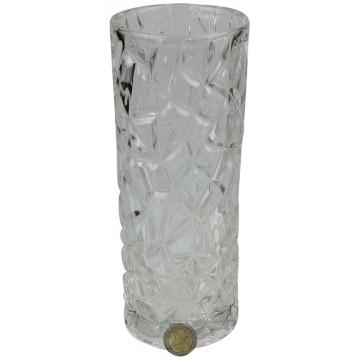 GLASS VASE 25*9(cm)