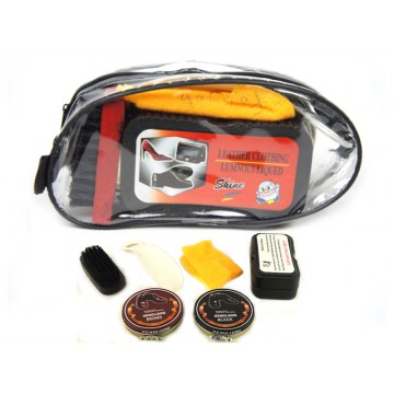 SHOE POLISH SET