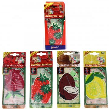 FRESH FRUIT AIR FRESHENER