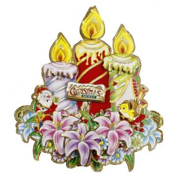 Xmas Decoration 45*39cm
