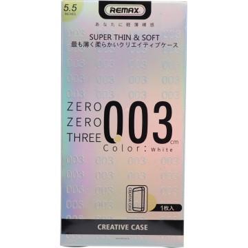 Remax 003 Creative case for iPhone 7/8,7/8plus-white/black
