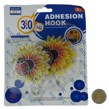 Flower Adhesion Hook