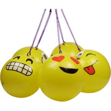 """9"""" EMOJI PVC BALL"""