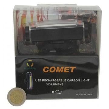 USB RECHARGABLE BIKE LIGHT