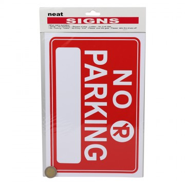 20*30 NO PARKING SIGN