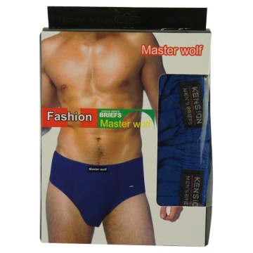 2Pcs Mens Underwear
