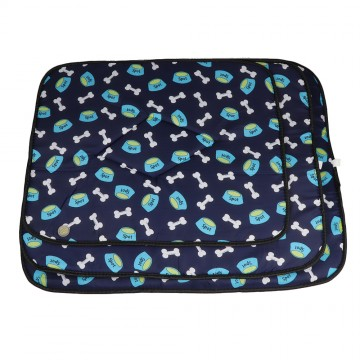 3PC DOG BED SET