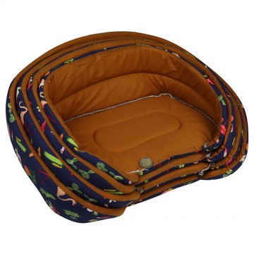 4PC DOG BED SET