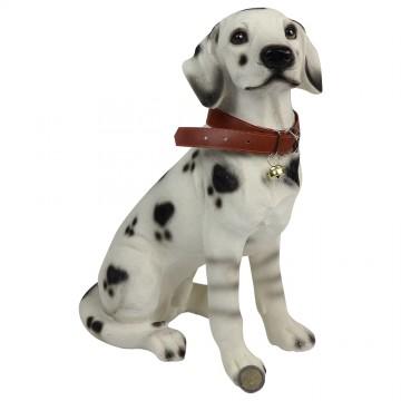35CM RESIN DOG