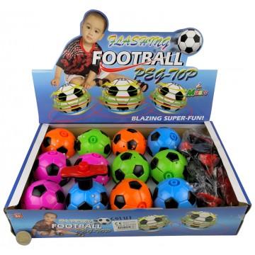FLASHING FOOTBALL TOP