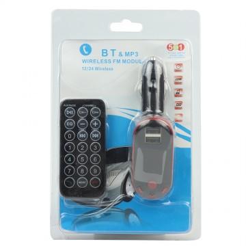 51IN1 BT&MP3 CAR FM MODULATOR