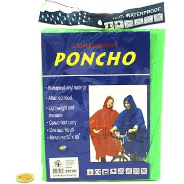 LIGHTWEIGHT PONCHO