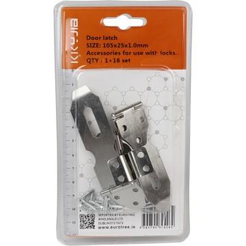 DOOR LATCH 105*25*1.0MM 2PCS