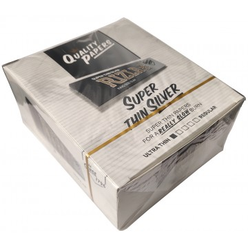 RIZLA SILVER KING SLIM GX