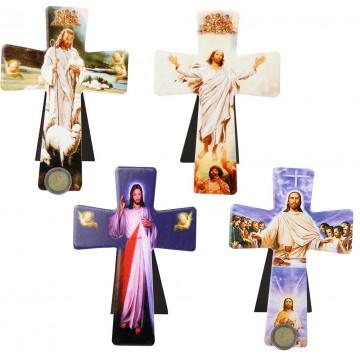 CROSS PLAQUE JESUS