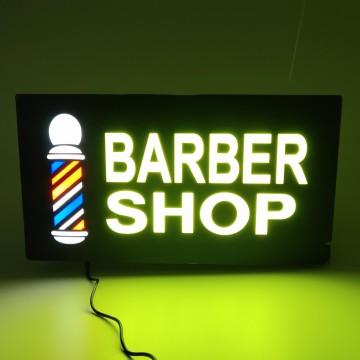 LED BARBER SHOP SIGN 43*23CM