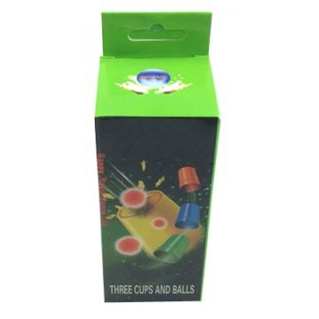 Magic Three Cups&Balls