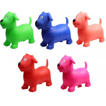 INFLATABLE DOG 28*52*45CM