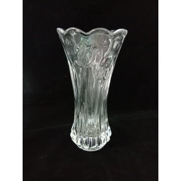 GLASS VASE 20*10CM
