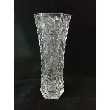 GLASS VASE 25*9CM
