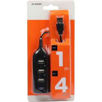 1M 4PORT USB HUB