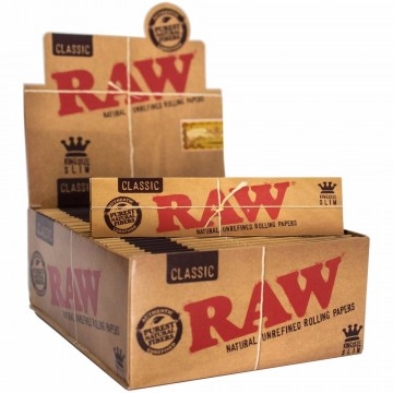 RAW CLASSIC K/S SLIM PAPERS