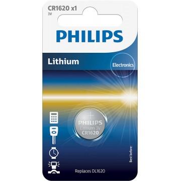 PHILIPS LITHIUM COIN CR1616