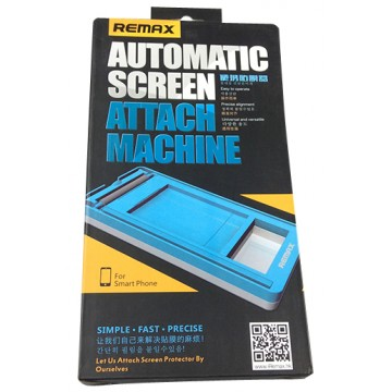 Automatic Screen Attach Machine