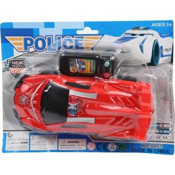 LINE CONTROL POLICE CAR